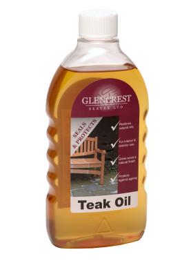 Glencrest Seatex Ltd Teak Oil